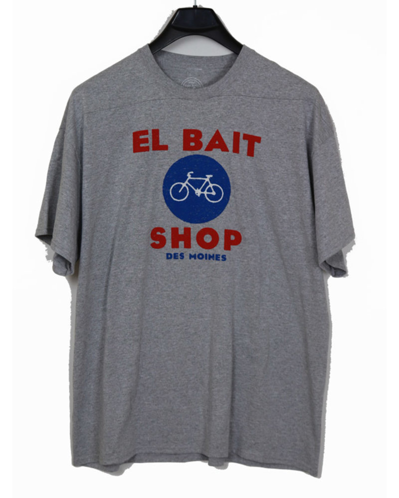 Twin Forks Trading Company Des Moines El Bait Shop Tee