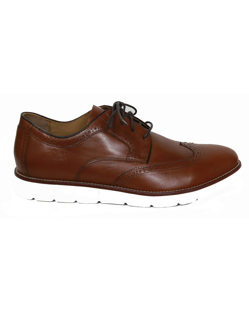 Johnston Murphy Johnston Murphy Mahogany Holden Plain Toe
