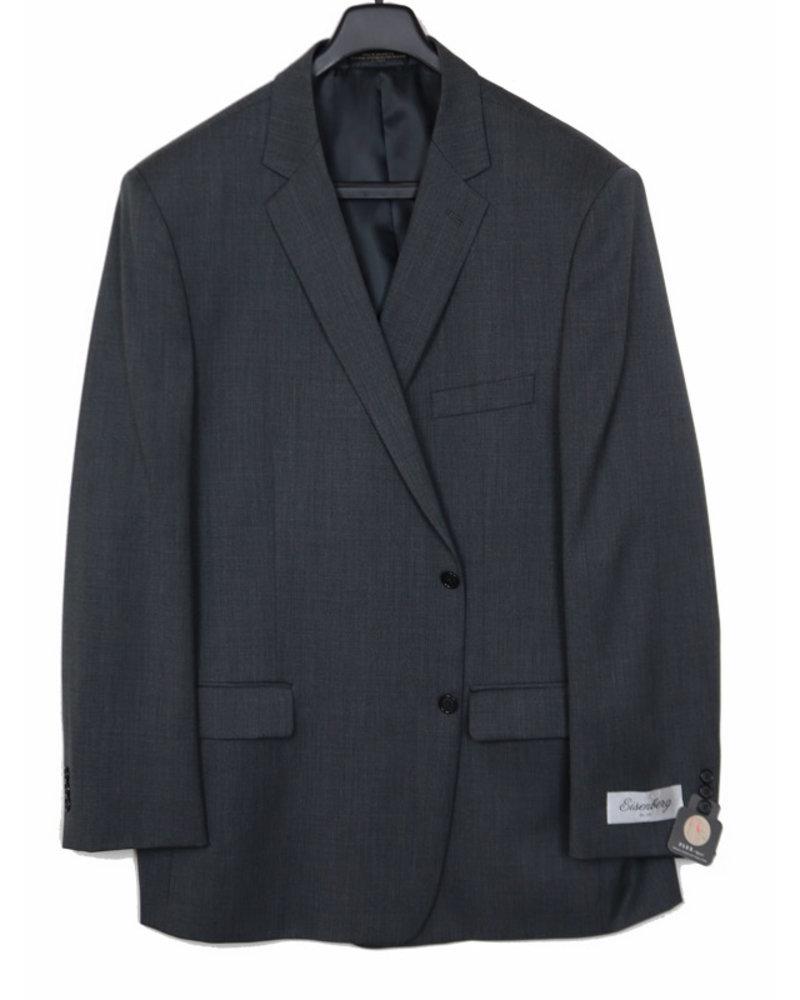 Eisenberg Eisenberg Mid Grey Suit Separate Coat