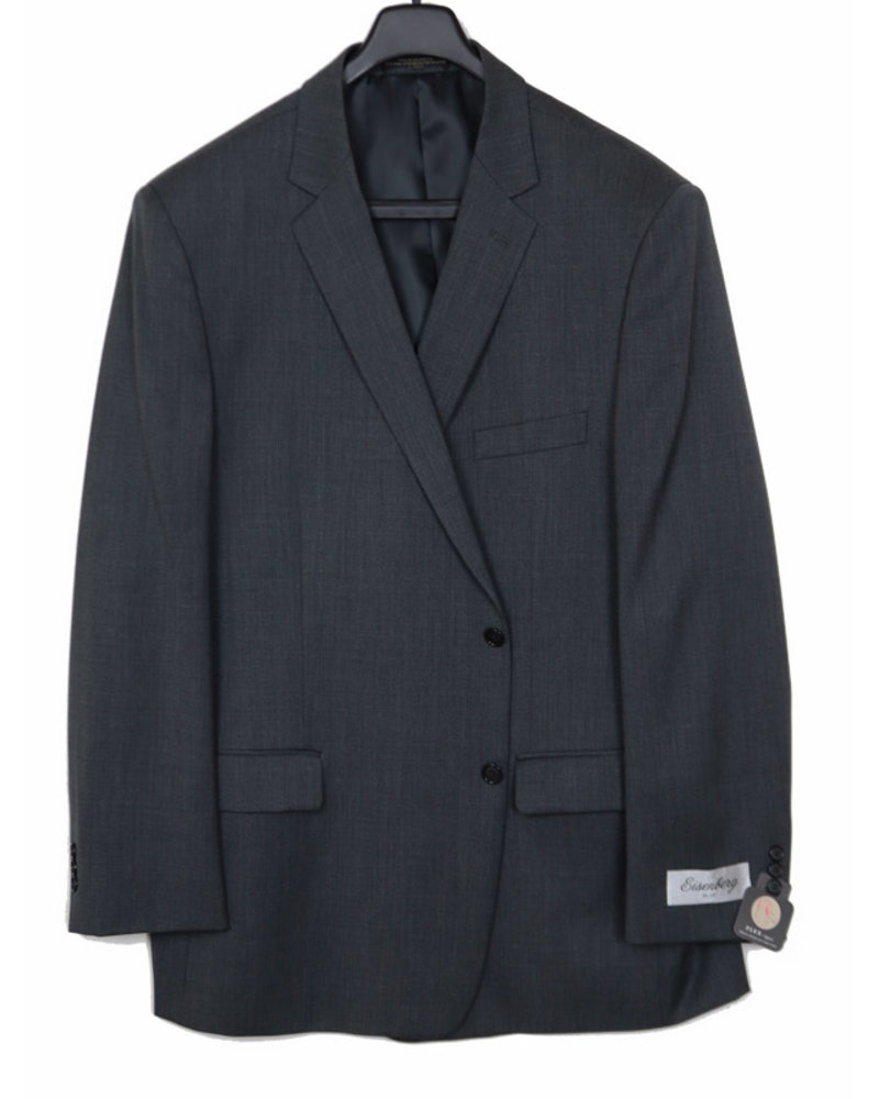 Eisenberg Mid Grey Suit Separate Coat
