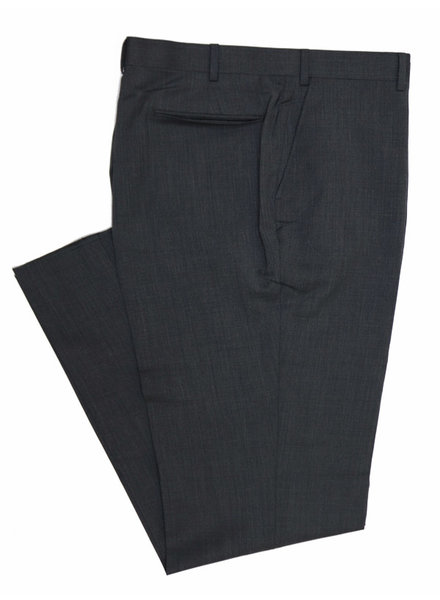 Eisenberg Eisenberg Mid Grey Suit Separate FF Pants