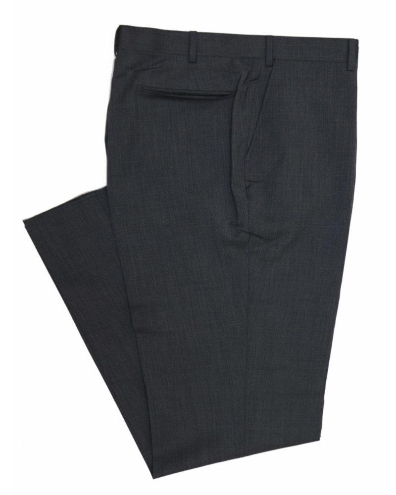 Eisenberg Mid Grey Suit Separate FF Pants