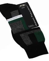 Remo Tulliani Remo Tulliani Sioux Socks-Black/Green/White