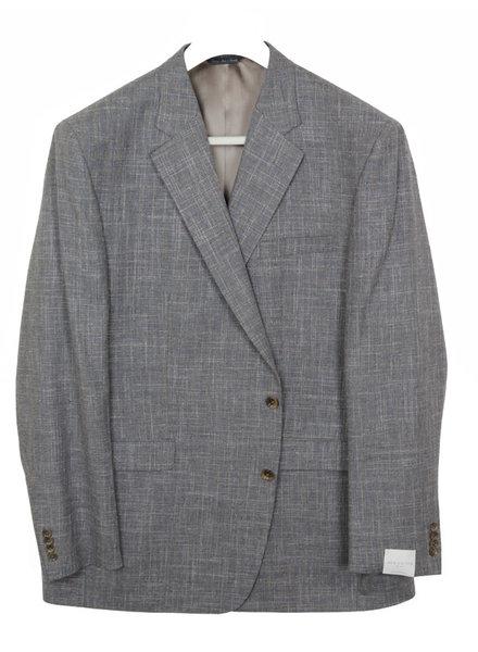 Jack Victor Jack Victor Grey/Tan Silk Sportcoat