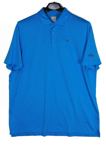 Callaway Callaway Swing Tech Solid Polo-SB