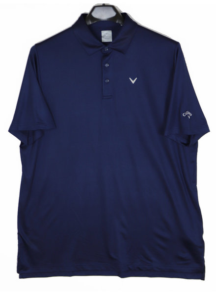 Callaway Callaway Swing Tech Solid Polo-PE