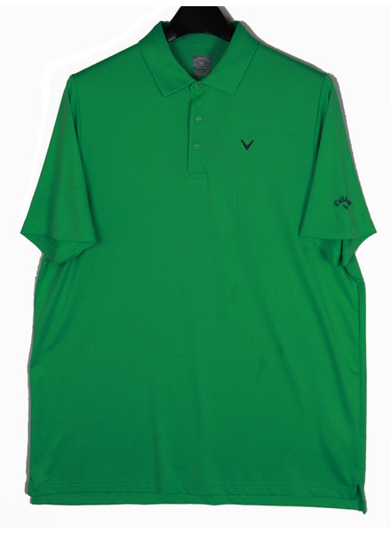 Callaway Callaway Swing Tech Solid Polo-IG