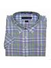 Hensley's Hensley's SS BD Multi Plaid Shirt