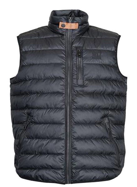 All Size North 56*4 Black Puffer Vest