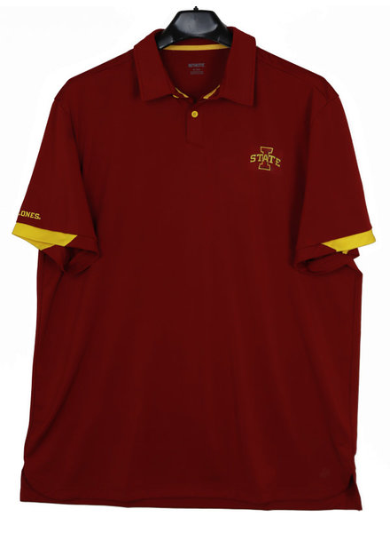 Authentic Brand Authentic Brand ISU Quinton Polo