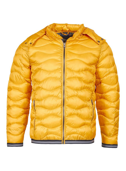 All Size North 56*4 Mustard Puffer Jacket