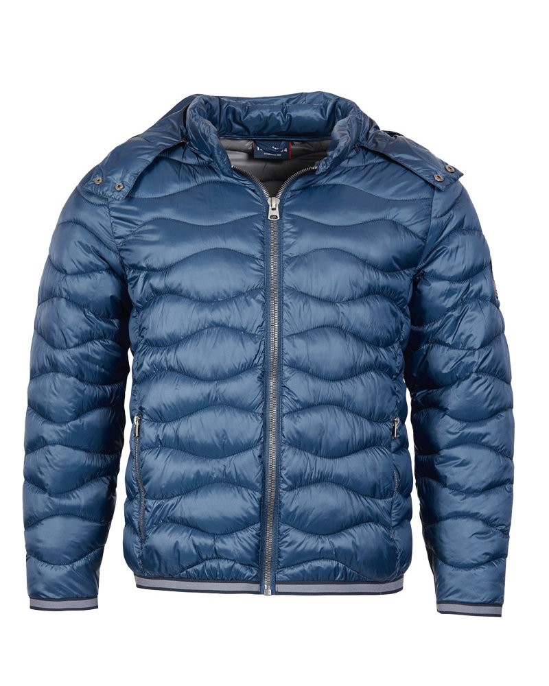 All Size North 56*4 Navy Puffer Jacket