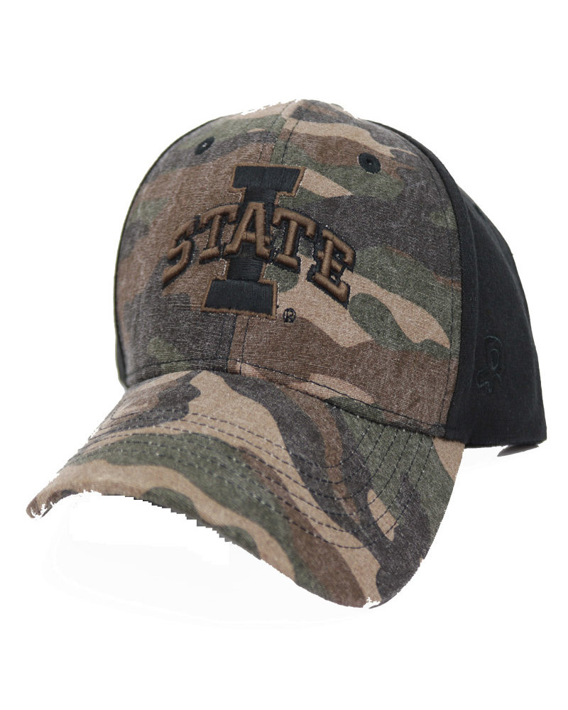 Authentic Brand Authentic Brand ISU Camo Cap