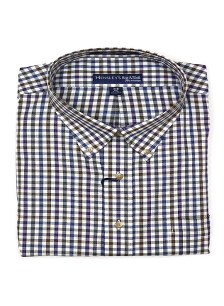 Hensley's Hensley's LS BD Bryan Shirt