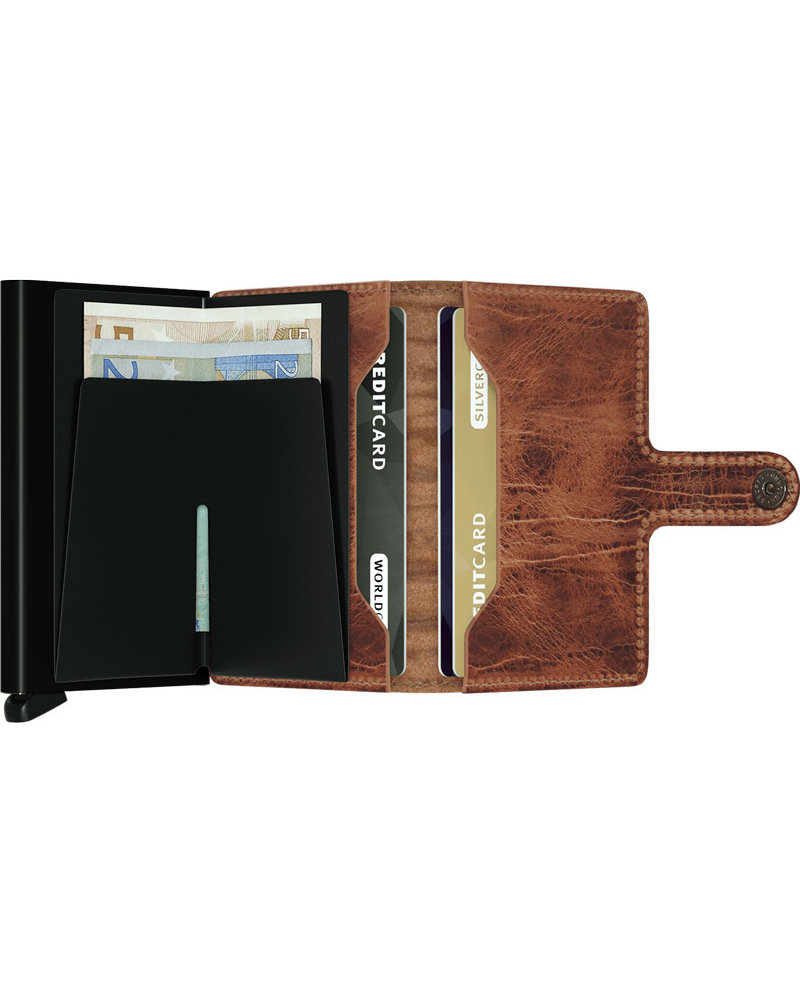 Secrid Dutch Martin Whiskey Mini Wallet