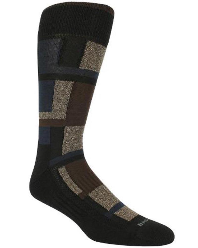 Remo Tulliani Remo Tulliani Sioux Brown Socks