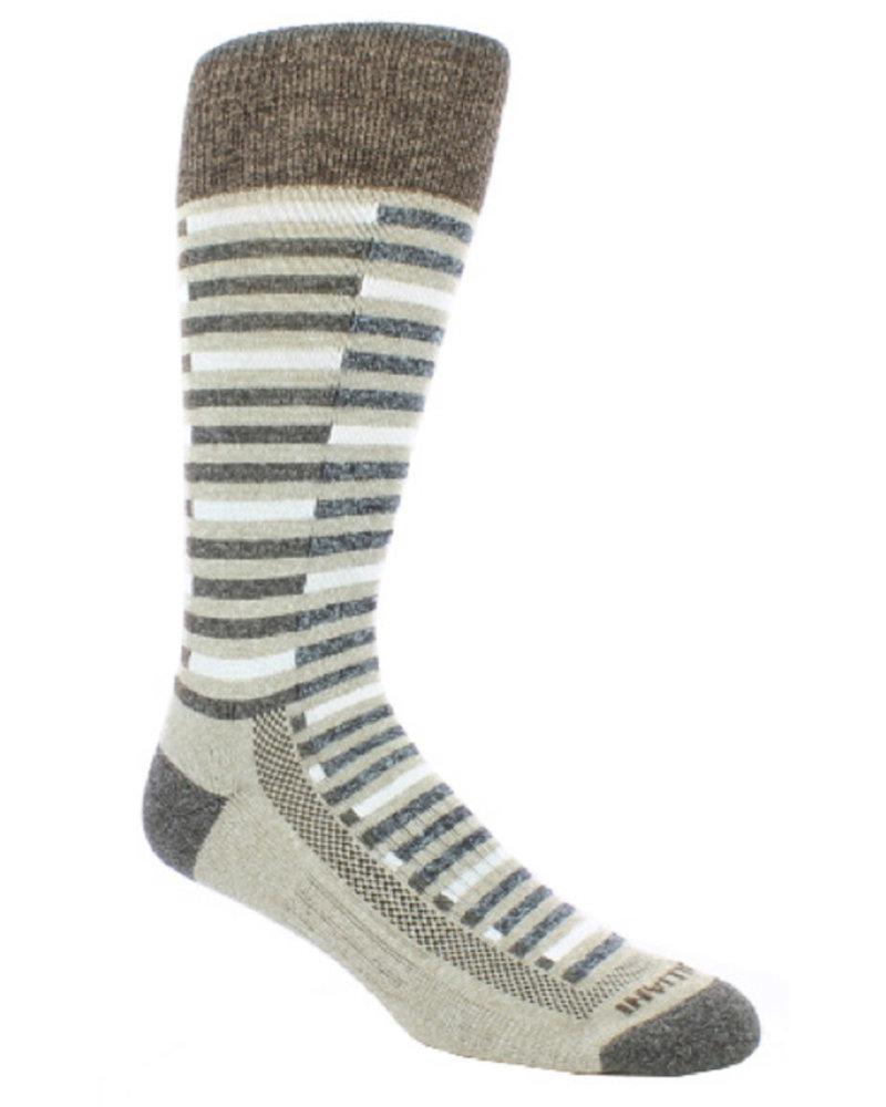 Remo Tulliani Remo Tulliani Seminole Taupe Socks