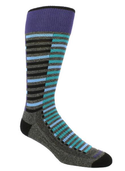 Remo Tulliani Remo Tulliani Seminole Purple Socks