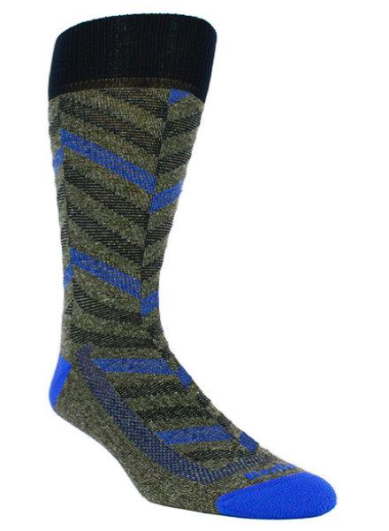 Remo Tulliani Remo Tulliani Comanche Navy Socks