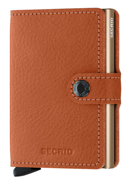 Secrid Secrid Veg Caramello Sand Mini Wallet