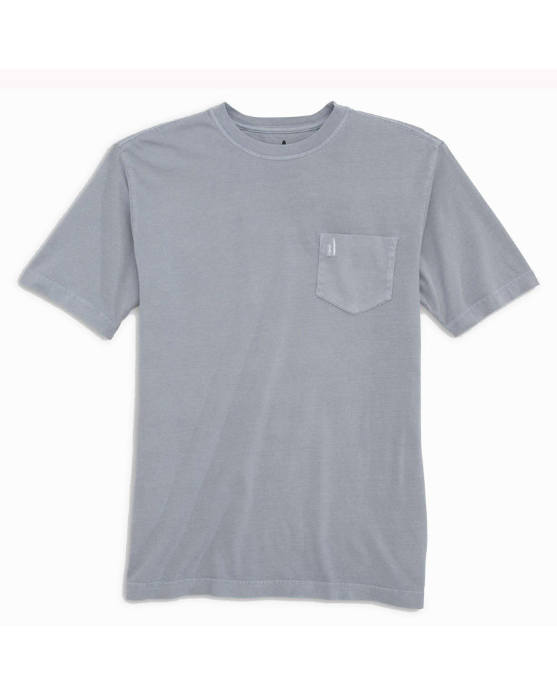 johnnie-O Johnnie-O Dale T-Shirt-Steel