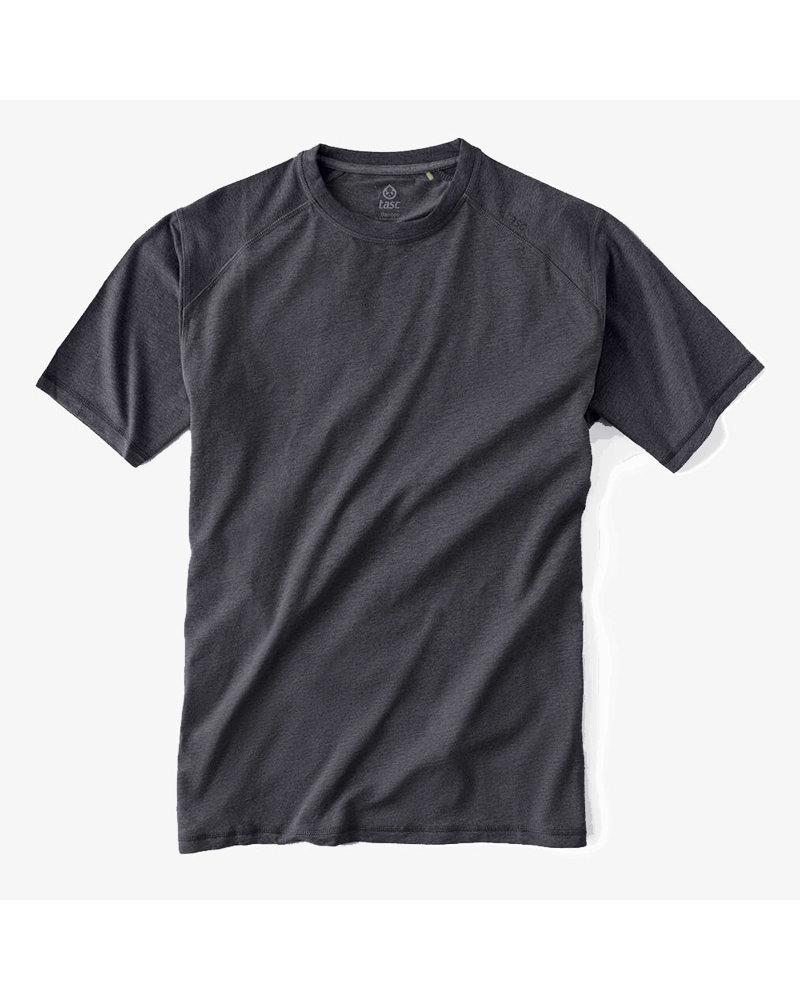 Tasc Tasc Carrollton Fitness T-Shirt-Black Heather