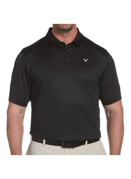 Callaway Callaway Swing Tech Solid Polo-CA