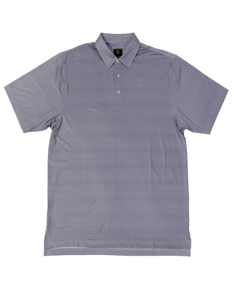 F/X Fusion F/X Fusion SS Purple Micro Dot Polo