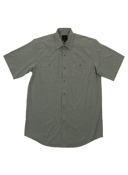 F/X Fusion F/X Fusion SS 4 Way Stretch Olive Shirt