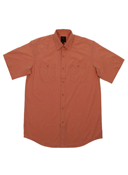 F/X Fusion F/X Fusion SS 4 Way Stretch Coral Shirt
