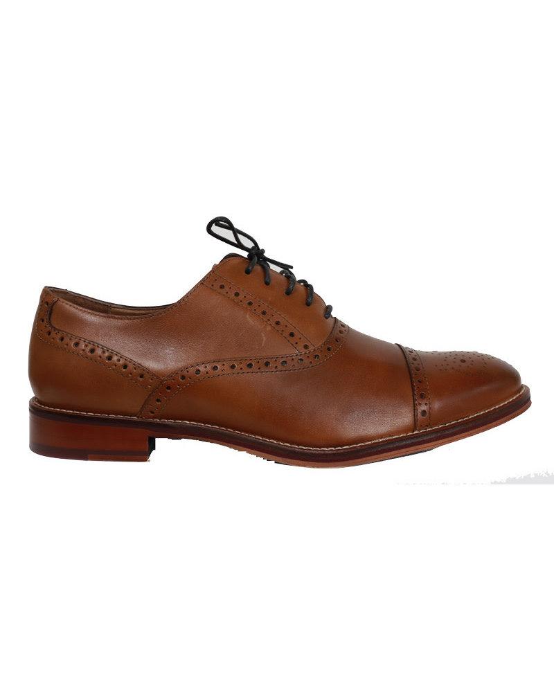 Johnston Murphy Johnston Murphy Conard Cap Shoes