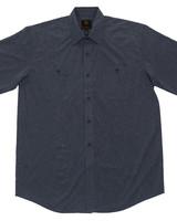 F/X Fusion F/X Fusion SS 4 Way Stretch Indigo Shirt