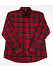 F/X Fusion F/X Fusion LS Brushed Flannel-Red Multi