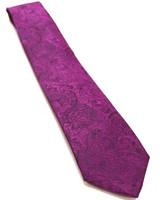 F/X Fusion F/X Fusion Magenta Tonal Paisley Tie