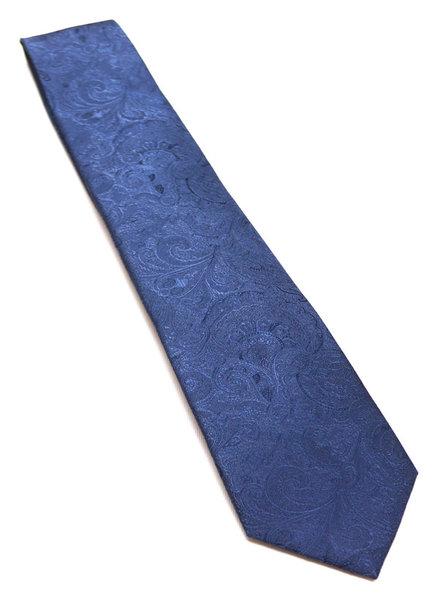 F/X Fusion F/X Fusion Blue Tonal Paisley Tie