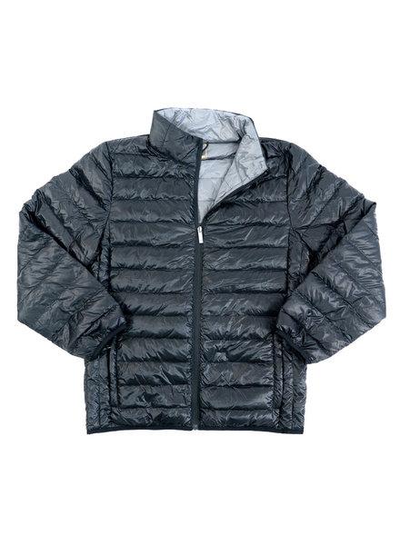 F/X Fusion F/X Fusion Black Down Puffer Jacket