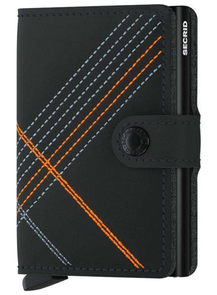 Secrid Secrid Linea Orange Mini Wallet