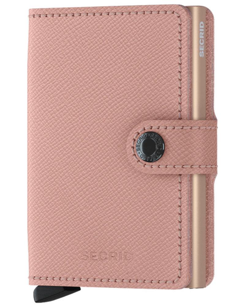 Secrid Secrid Crispie Rose Mini Wallet