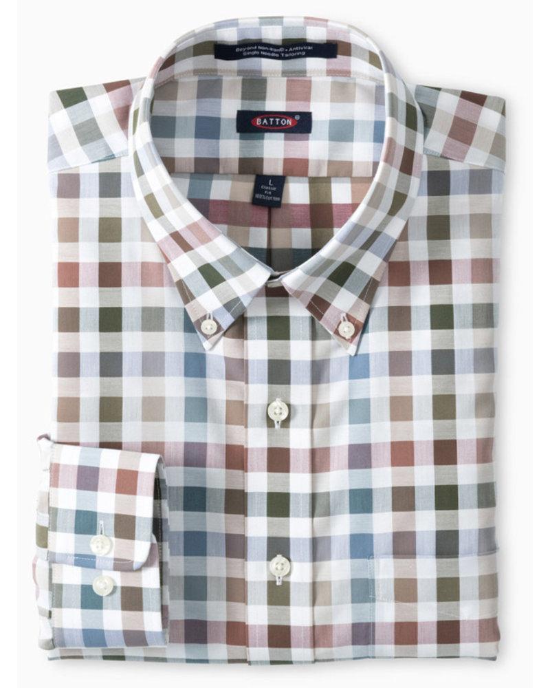 Hensley's Hensley's LS BD Grant  Shirt