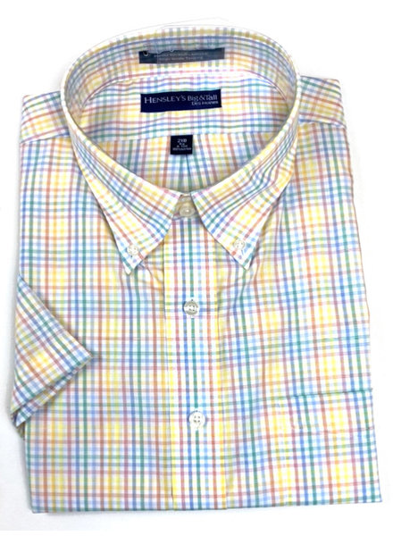 Hensley's Hensley's SS BD Zayn  Shirt