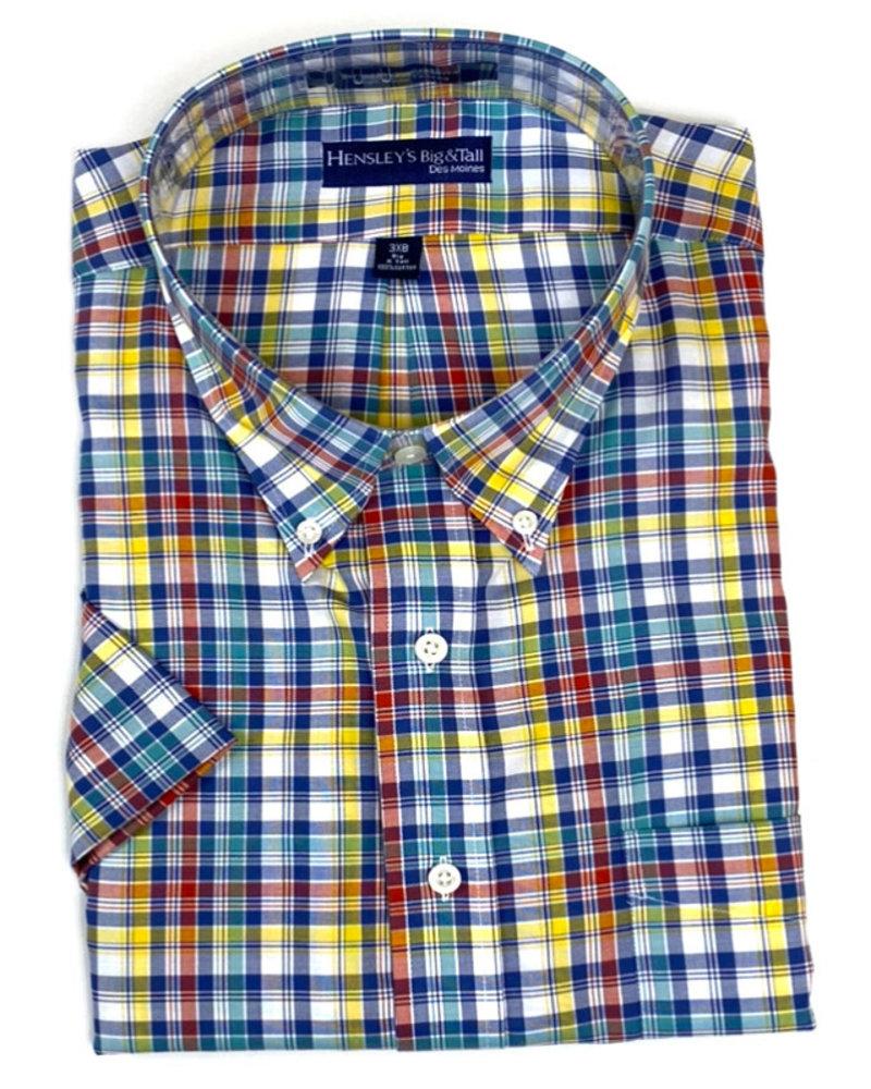 Hensley's Hensley's SS BD Martin Shirt