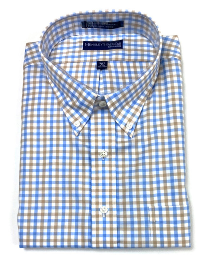 Hensley's Hensley's LS BD Leonardo Shirt