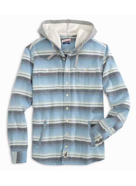 johnnie-O Johnnie-O Carver Malibu Shirt Jacket