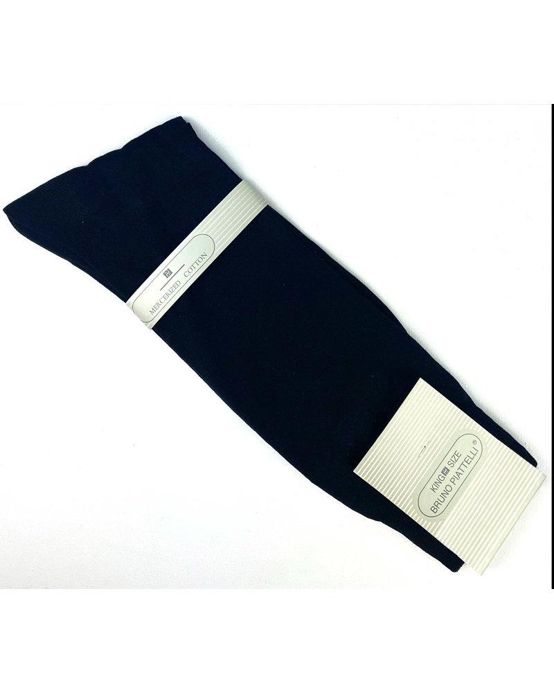 Bruno Piatelli Solid Black Sock