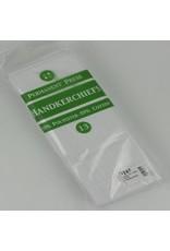 Gilton 13-Pack White Handkerchiefs