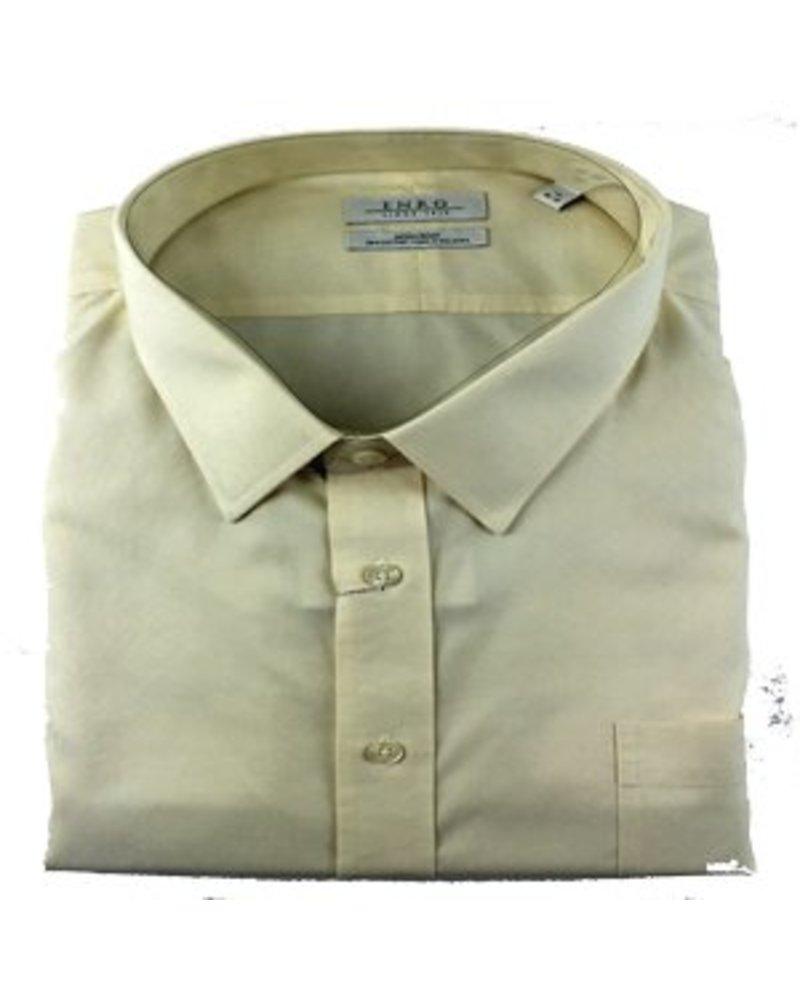 Enro Enro Long Sleeve Solid Non-Iron Point Collar