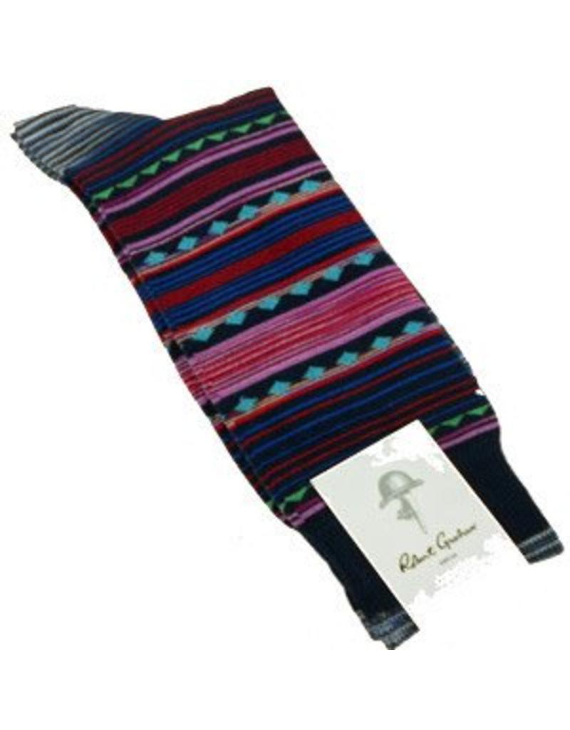 Robert Graham Nangal Socks
