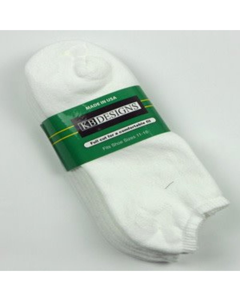 Extra Wide Sock Extra Wide No Show Socks 3 Pack 11-16