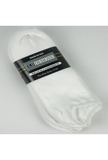 Extra Wide No Show Socks 3 Pack 16-20