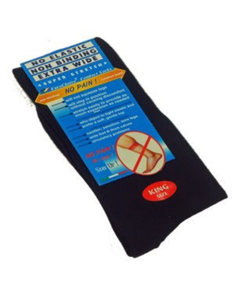 Venetex Venetex 3-1 King-Size Socks (No Cushion)